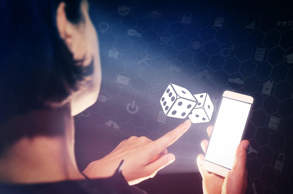 spela i mobilen